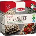 Semper Glutenfritt Grovknäcke 215 g