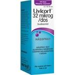 Livicort Nässpray 32 µg/dos 120 doser