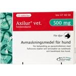 Axilur vet. tablett för hund 500 mg 10 st