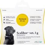 Scalibor vet. hundhalsband 1 g 65 cm