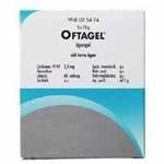 Oftagel ögongel 2,5 mg/g 30 g