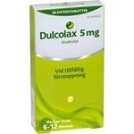 Dulcolax tablett 30 st
