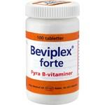 Beviplex forte filmdragerad tablett 100 st