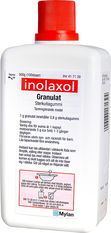inolaxol granulat gravid