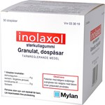 Inolaxol granulat dospåse 50 st