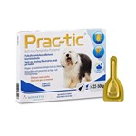 Prac-tic Spot-on lösning endospipett 625 mg 3 x 5,0 ml