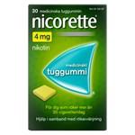 Nicorette medicinskt tuggummi 4 mg 30 st