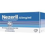 Nezeril näsdroppar endosbehållare 0,5 mg/ml 2 x 10 x 0,1 ml