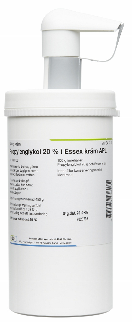 essex lotion apoteket