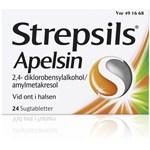 Strepsils Apelsin sugtablett 24 st