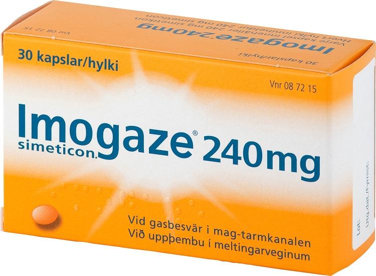 gaser i magen medicin