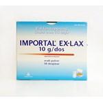 Importal Ex-Lax oralt pulver 10 g 50 st