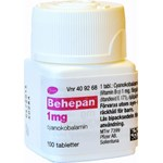 Behepan filmdragerad tablett 1 mg 100 st