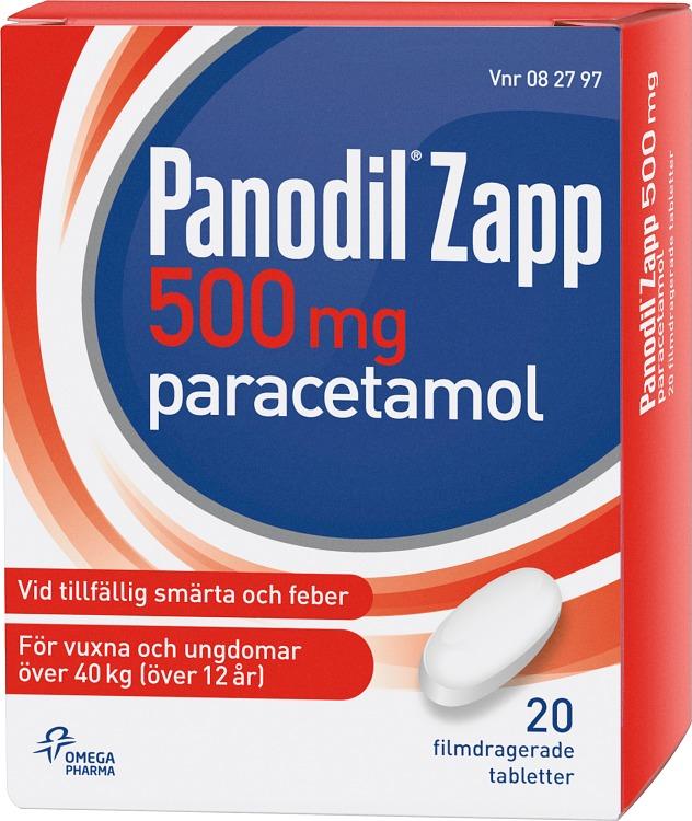skillnad på alvedon och panodil