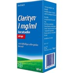 Clarityn sirap 1 mg/ml 100 ml