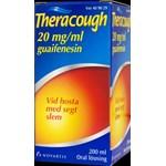 Theracough oral lösning 20 mg/ml 200 ml