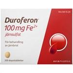 Duroferon depottablett 100 mg 200 st