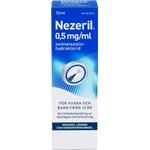 Nezeril nässpray 0,5 mg/ml 7,5 ml