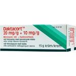 Daktacort kräm  20 mg/g + 10mg/g 20 g