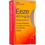 Eeze kutan spray gel 40 mg/g 12,5 g