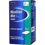 Nicotinell Mint medicinskt tuggummi 2 mg 96 st