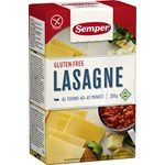 Semper Glutenfri Lasagne 250 g