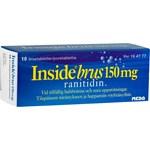 Inside Brus brustablett 150 mg 10 st