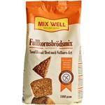 MixWell Glutenfri Fullkornsbrödmix 1000 g