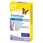 FreeStyle Precision Betaketon teststickor 10 st