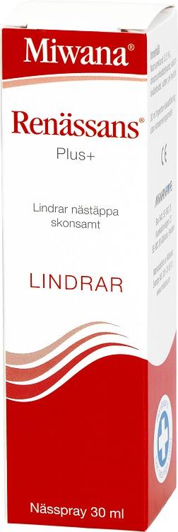 nässpray med antihistamin