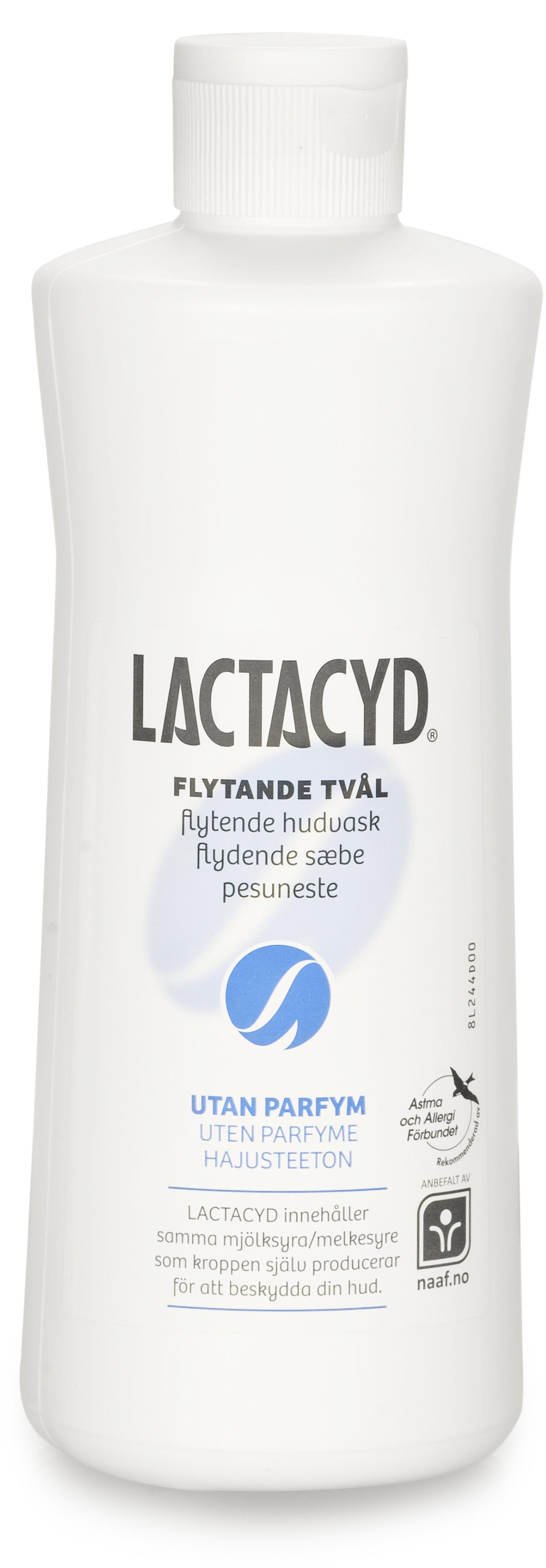 vad är lactacyd