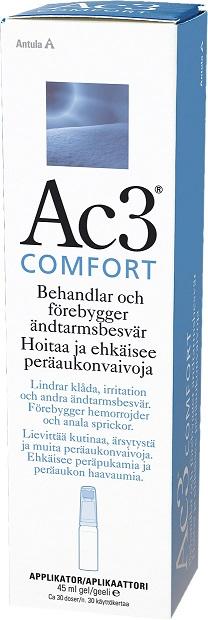 Ac3 comfort fass