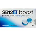 SB12 Boost Strong Mint tuggummi 10 st