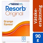 Resorb Original Apelsin 20 brustabletter