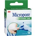 Micropore kirurgtejp vit refill 10 m x 2,5 cm 1 st