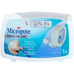 Micropore kirurgtejp vit 9,14 m x 1,25 cm 1 st