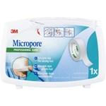 Micropore kirurgtejp vit 9,1 m x 1,25 cm 1 st