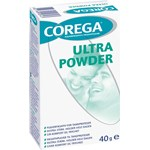 Corega Ultra Pulver protesfixativ 40 g
