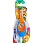 Jordan Step by Step tandborste 0-2 år, blandade färger