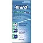 Oral-B Super Floss Tandtråd 50 trådar