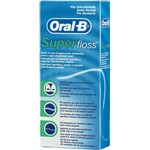 Oral-B Super Floss tandtråd 50 st