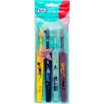 TePe Kids Extra soft tandborste 4 st, blandade motiv/färger