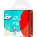 TePe Björk fluor tandsticka 125 st