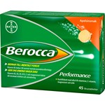 Berocca Performance Brustabletter 45 st