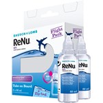 Renu Multi-Purpose Solution Flight Pack 2x60 ml