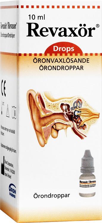 nässpray i öronen