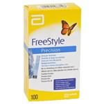 FreeStyle Precision teststickor 100 st