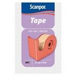 Scanpor Tape med hållare hudfärgad 2,5 cm x 10 m