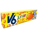 V6 Junior Bubbelgum tutti-frutti