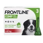Frontline Comp Spot-on lösning för stor hund 402 mg/361,8 mg 3 x 4,02 ml